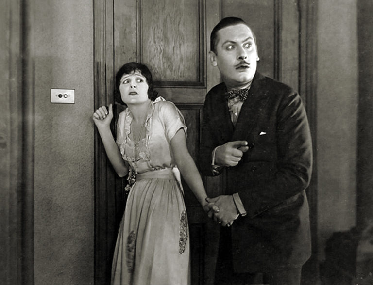 Norma Talmadge and Lew Cody